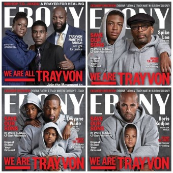 Ebony Four Covers