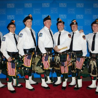 FDNY Emerald Society Pipes and Drums