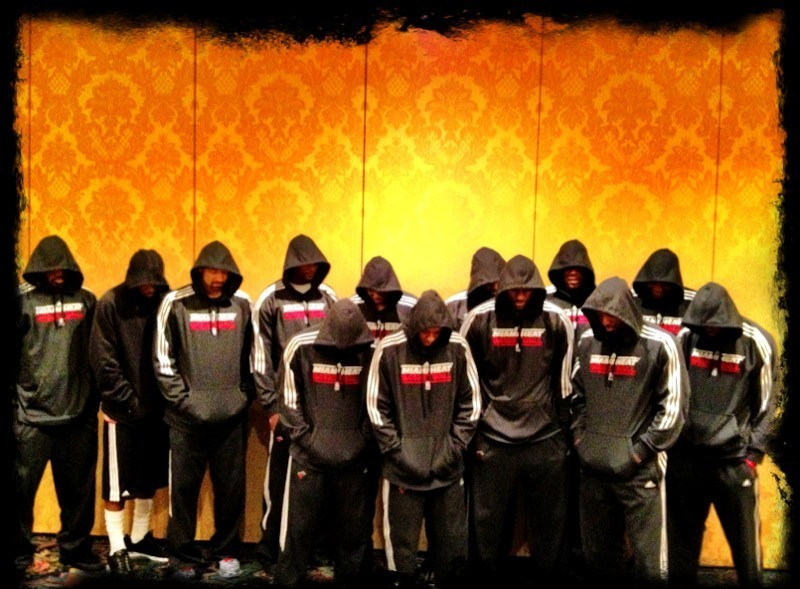 The TACC Group, Miami Heat, Trayvon Martin